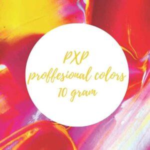 PXP Professional Colors 10 gram