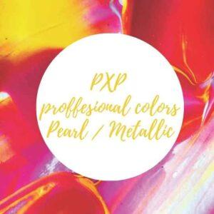 PXP Professional Colors Pearl / Metallic